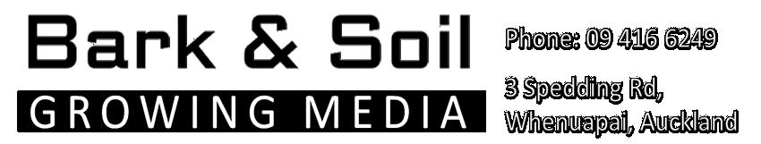 Bark and Soil Growing Media